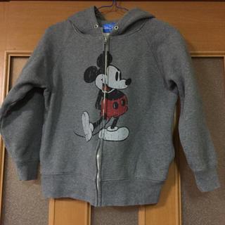 ディズニー(Disney)のディズニーリゾート  ミッキーマウスパーカー140(遊園地/テーマパーク)