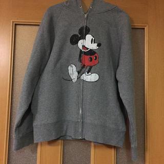 ディズニー(Disney)のディズニーリゾート ミッキーマウスパーカー L(遊園地/テーマパーク)