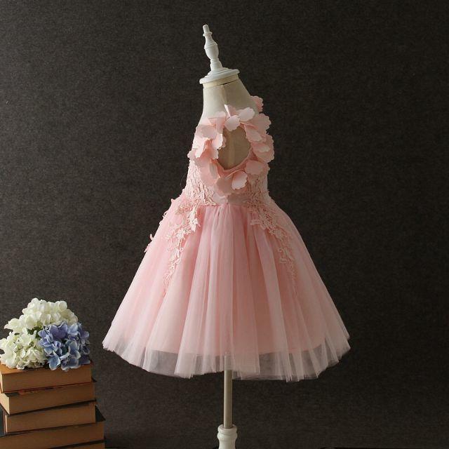 68e3c7ce9d78d 子供ーフォーマルドレスフラワーガール 女の子ドレス子供ドレス140cm キッズ ベビー マタニティ