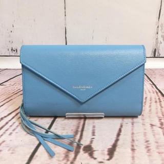 バレンシアガ(Balenciaga)の◆ BALENCIAGA バレンシアガ  長財布 レザー ◆(財布)
