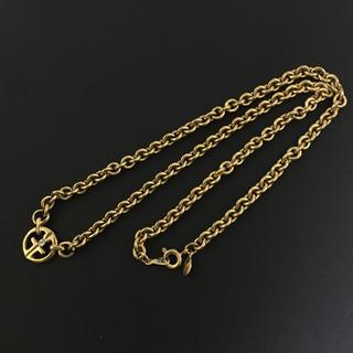 ジバンシィ(GIVENCHY)のGIVENCHY ジバンシー ロゴストーン ネックレス(ネックレス)
