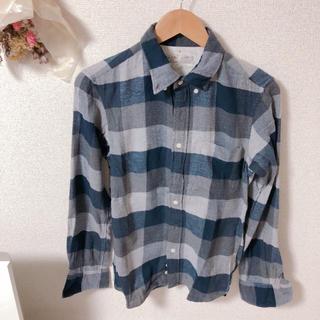 ムジルシリョウヒン(MUJI (無印良品))のフランネルシャツ(シャツ/ブラウス(長袖/七分))