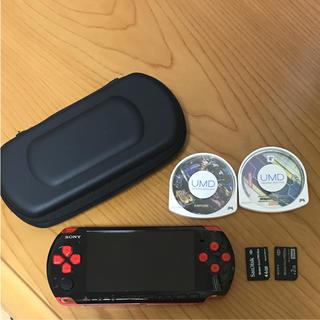 プレイステーションポータブル(PlayStation Portable)のPSP3000 SONYゲーム機(携帯用ゲーム本体)
