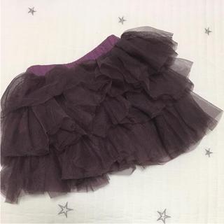 アニカ(annika)の90〜100 annica アニカ 韓国子供服 チュールスカート(スカート)