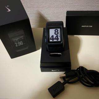 ナイキ(NIKE)の最終値下げ!NIKE PLUS GPS SPORTS WATCH(腕時計(デジタル))
