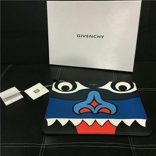 ジバンシィ(GIVENCHY)の中古 GIVENCHY ジバンシー  クラッチバッグ ショップ袋(セカンドバッグ/クラッチバッグ)