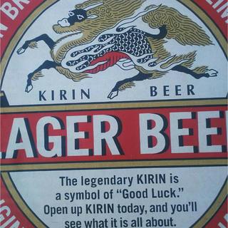 キリン(キリン)のラガービール500ml 1ケース(ビール)
