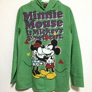 ディズニー(Disney)のミッキー&ミニー パーカー(パーカー)