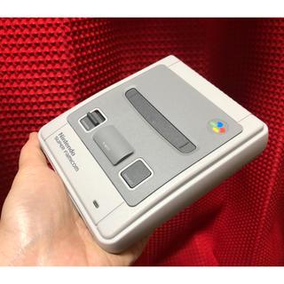 ニンテンドウ(任天堂)のニンテンドークラシックミニ スーパーファミコン(家庭用ゲーム本体)