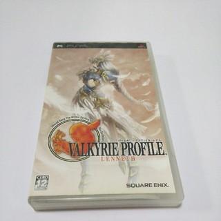 プレイステーションポータブル(PlayStation Portable)のPSP ヴァルキリープロファイル レナス (携帯用ゲームソフト)