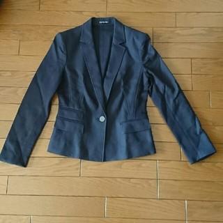 アントニオベラルディ(ANTONIO BERARDI)のベラルディ レディースジャケット ネイビー 0(テーラードジャケット)