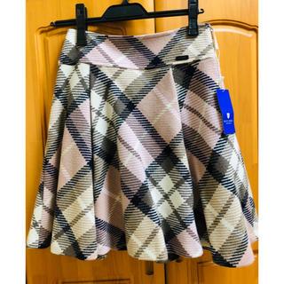 BURBERRY BLUE LABEL - ブルーレーベル クレストブリッジ  スカート