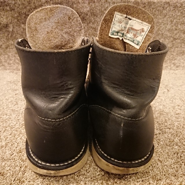 REDWING(レッドウィング)のレッド・ウィング プレーントゥ 犬タグ レディースの靴/シューズ(ブーツ)の商品写真