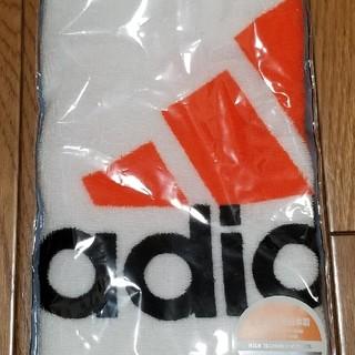 アディダス(adidas)のお値下げ☆新品☆アディダス スポーツタオル(タオル/バス用品)