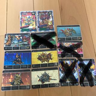 バンダイ(BANDAI)のSD ガンダム カードダス スーパーバトル 7g(カード)