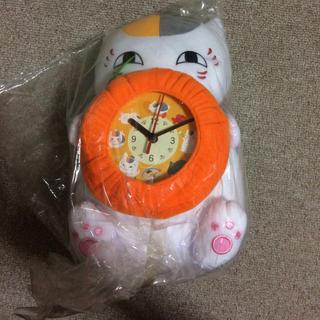 白泉社 - 夏目友人帳 1番くじ ニャンコ先生ぬいぐるみ時計