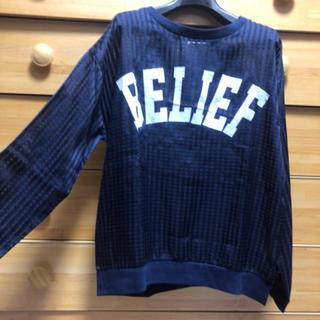 ウーム(WOmB)のシースルーロングTシャツ(Tシャツ(長袖/七分))