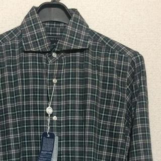 オリアン(ORIAN)の新品未使用 ORIAN VINTAGE オリアン ヴィンテージ チェックシャツ(シャツ)