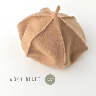 monmimi - ウールベレー帽