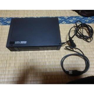 アイオーデータ(IODATA)のIO DATA HDE-2.0J 外付けHDD2TB 周辺機器 パソコン(PC周辺機器)
