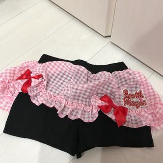 アースマジック(EARTHMAGIC)のインナー付きスカート(スカート)