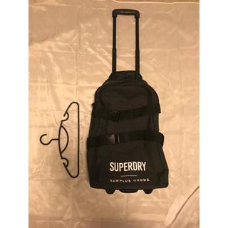 シュプリーム(Supreme)のSuperdry極度乾燥(しなさい)キャリーケース(トラベルバッグ/スーツケース)