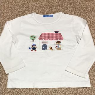 ファミリア(familiar)のロンT100(Tシャツ/カットソー)