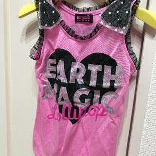 アースマジック(EARTHMAGIC)のタンク(Tシャツ/カットソー)
