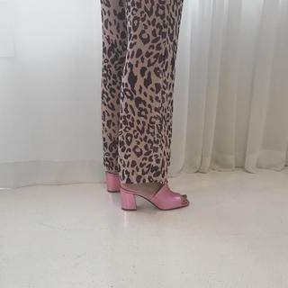 Verybrain - the virgins leopard pants