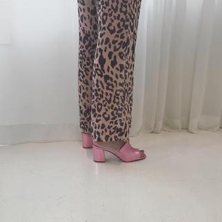 ベリーブレイン(Verybrain)のthe virgins leopard pants(その他)