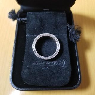 クロムハーツ(Chrome Hearts)の★クロムハーツリング21号★6㎜★(リング(指輪))