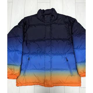 シュプリーム(Supreme)の【10/18限定】Supreme Gradient Puffy Jacket(ダウンジャケット)