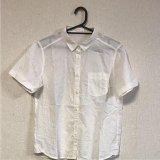 ジーユー(GU)の美品☆GU☆半袖シャツ(シャツ/ブラウス(半袖/袖なし))