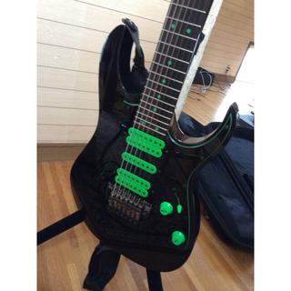 アイバニーズ(Ibanez)のIbaneze 、アイバニーズ、7弦ギター、美品、Steve vaiモデル(エレキギター)