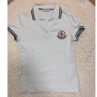 モンクレール(MONCLER)のMONCLER XSサイズ ポロシャツ(ポロシャツ)