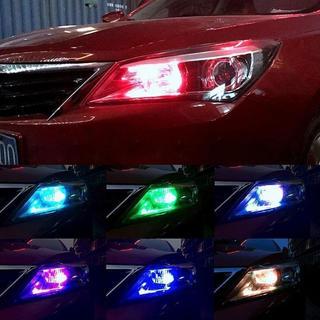 T10 RGB✨16色LEDライト ポジションランプ ポジション球 車幅灯