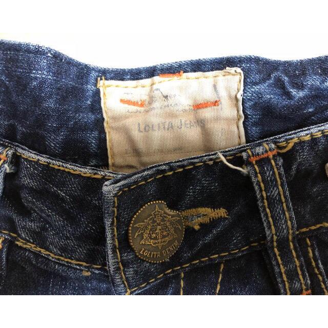 ロリータジーンズ 値下げ中❗️ レディースのパンツ(デニム/ジーンズ)の商品写真