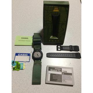 カシオ(CASIO)のCASIO × MOTIVE  データバンク ABX-20(腕時計(デジタル))