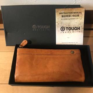 タフ(TOUGH)のtough タフ / 長財布 未使用 限定色(長財布)