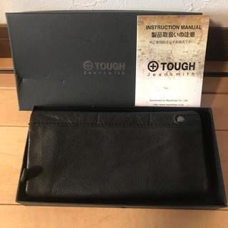 タフ(TOUGH)のtough タフ / ラウンド長財布 未使用(長財布)