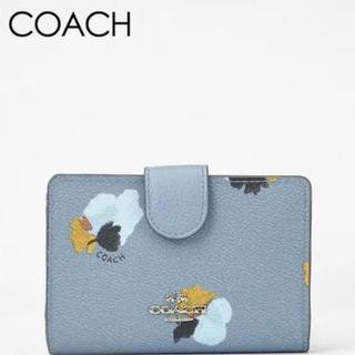 コーチ(COACH)のコーチ 折りたたみ財布(財布)