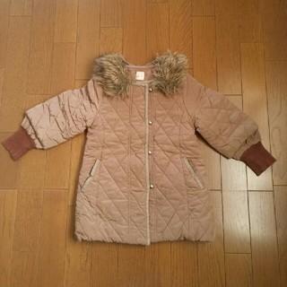 アンバー(Amber)のキルティングコート 韓国子供服 120 アウター(コート)