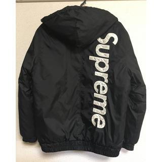 シュプリーム(Supreme)のSupreme  2-Tone Hooded Sideline Jacke S(ダウンジャケット)