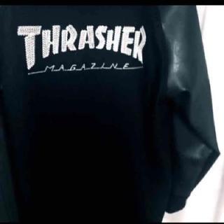 スラッシャー(THRASHER)のTHRASHER スタジャン(スタジャン)