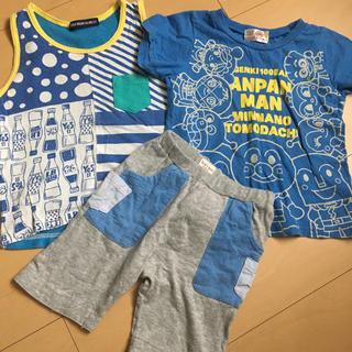 キッズズー(kid's zoo)の男の子♡夏セット♡まとめ売り♡Tシャツ(Tシャツ/カットソー)