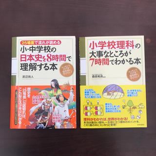 日本史 理科 参考書セット