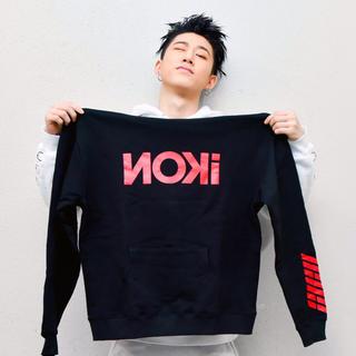 アイコン(iKON)のiKon 公式ツアーパーカー L 新品 iKON(ミュージシャン)