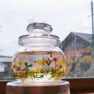 LEDランプ付き  ジェルキャンドル(アロマ/キャンドル)