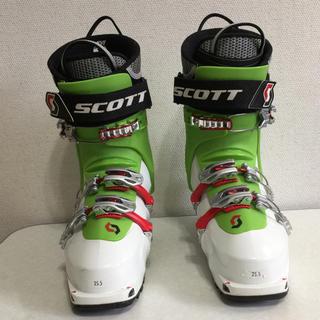 スコット(SCOTT)のスコット  軽量 ツァーブーツ25.5(ブーツ)