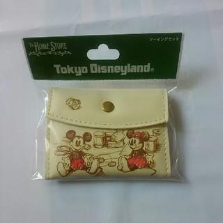 ディズニー(Disney)のsale ディズニー ソーイングセット(日用品/生活雑貨)